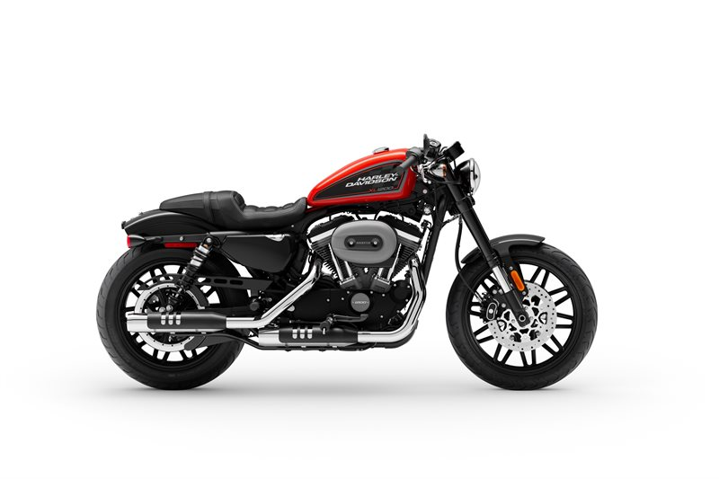Roadster at Lima Harley-Davidson