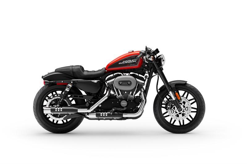 Roadster at Gasoline Alley Harley-Davidson (Red Deer)