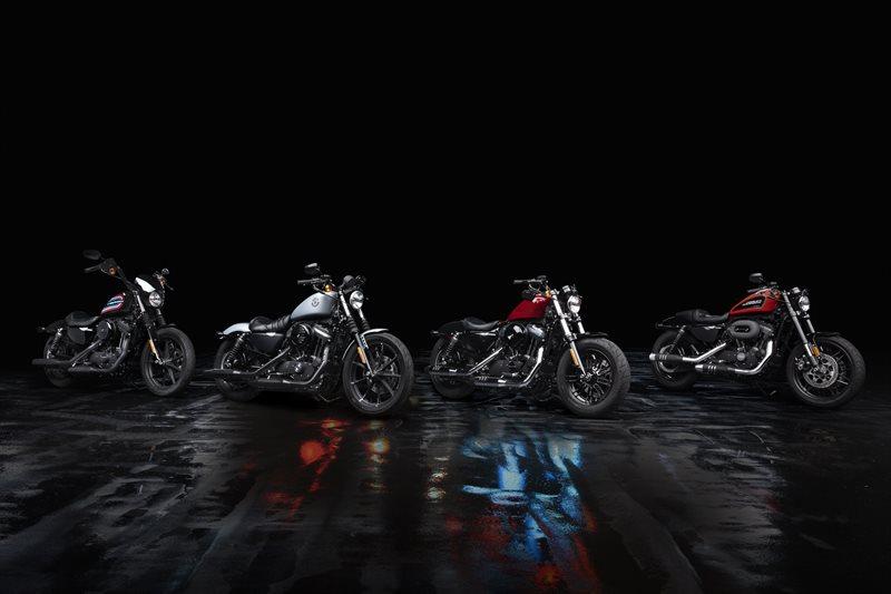 2020 Harley-Davidson Sportster Iron 1200 at #1 Cycle Center Harley-Davidson