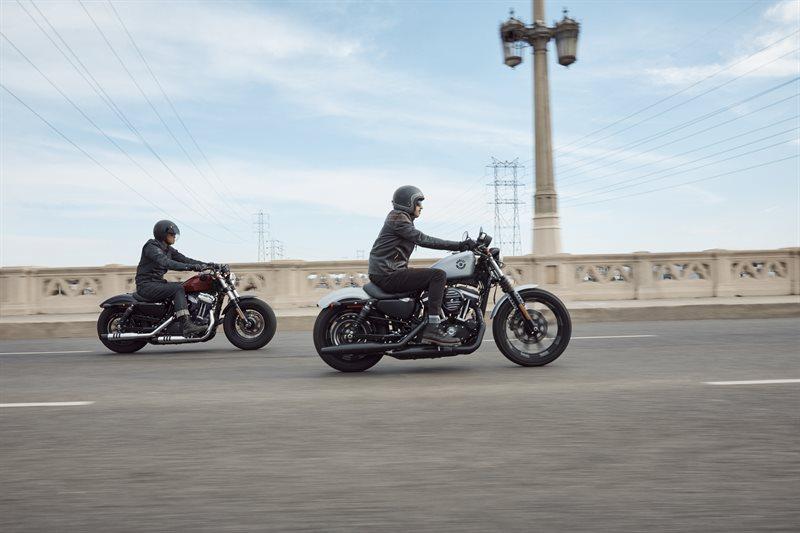 2020 Harley-Davidson Sportster Iron 1200 at Destination Harley-Davidson®, Tacoma, WA 98424