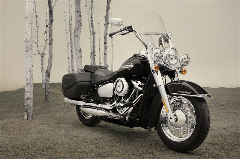 2020 Harley-Davidson Softail Heritage Classic at Destination Harley-Davidson®, Tacoma, WA 98424