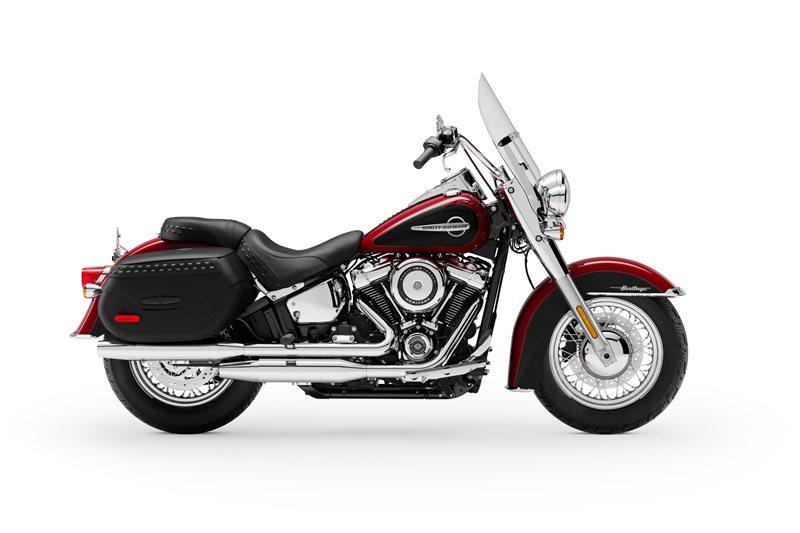Heritage Classic at MineShaft Harley-Davidson