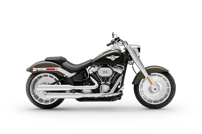 2020 Harley-Davidson Softail Fat Boy 114 at Javelina Harley-Davidson
