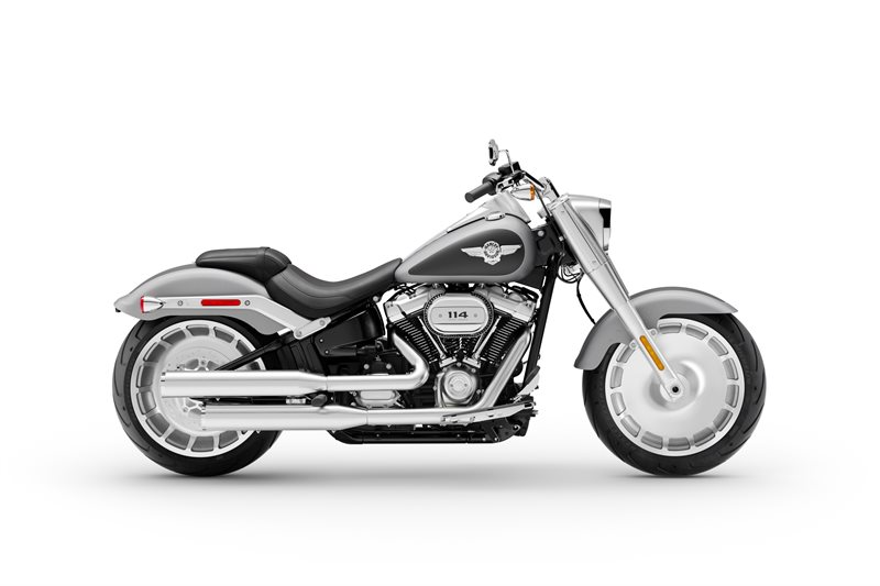 2020 Harley-Davidson Softail Fat Boy 114 at Ventura Harley-Davidson