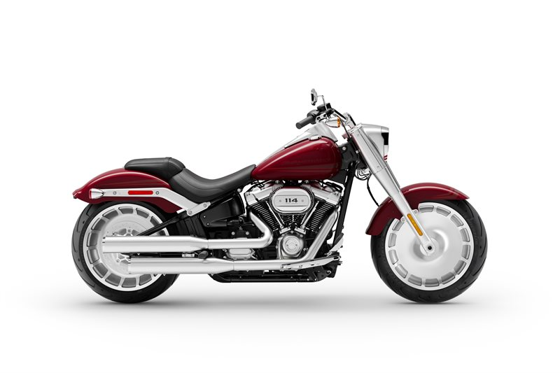 2020 Harley-Davidson Softail Fat Boy 114 at Lima Harley-Davidson
