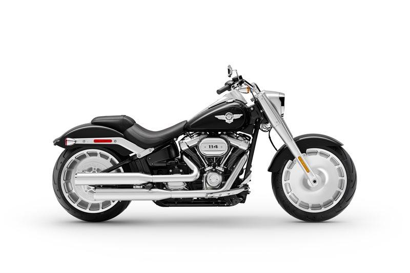 2020 Harley-Davidson Softail Fat Boy 114 at Destination Harley-Davidson®, Tacoma, WA 98424