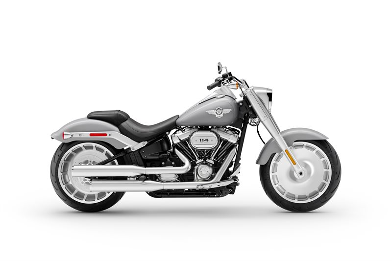 2020 Harley-Davidson Softail Fat Boy 114 at Bud's Harley-Davidson