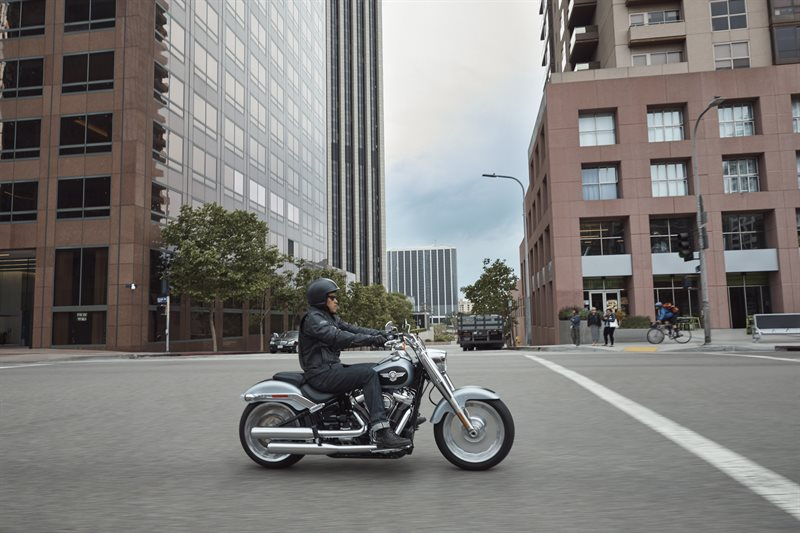 2020 Harley-Davidson FLFBS Fat Boy 114 at Destination Harley-Davidson®, Tacoma, WA 98424