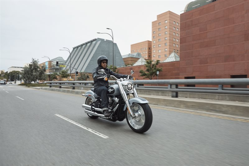 2020 Harley-Davidson Softail Fat Boy 114 at Harley-Davidson of Asheville