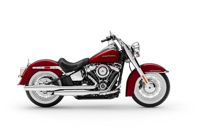 Deluxe at Gasoline Alley Harley-Davidson (Red Deer)