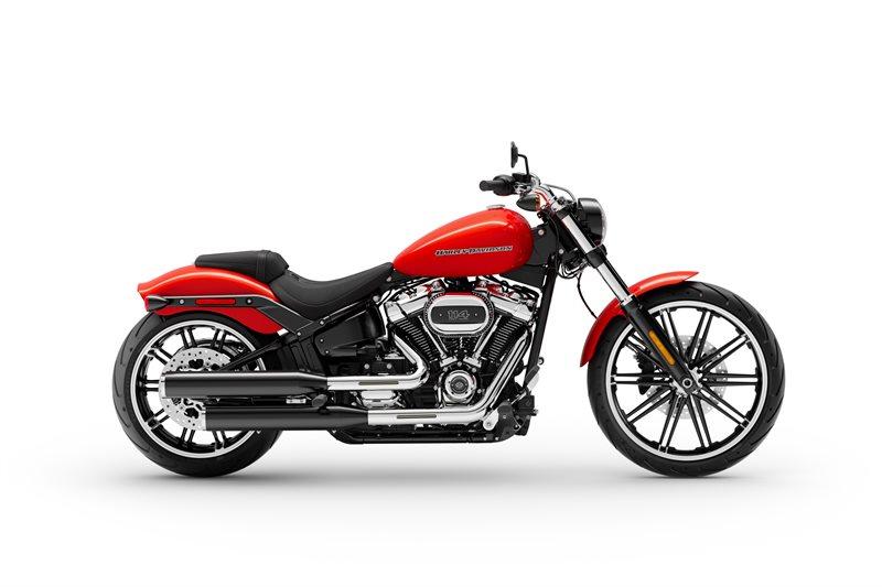 Breakout 114 at Gasoline Alley Harley-Davidson (Red Deer)