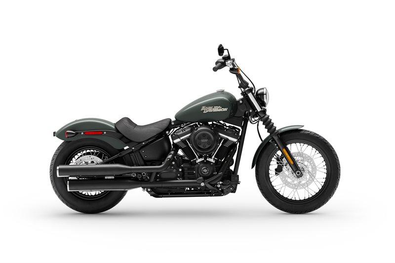 Street Bob at Williams Harley-Davidson