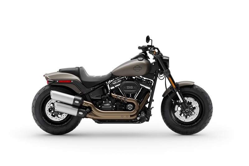 2020 Harley-Davidson Softail Fat Bob 114 at Great River Harley-Davidson