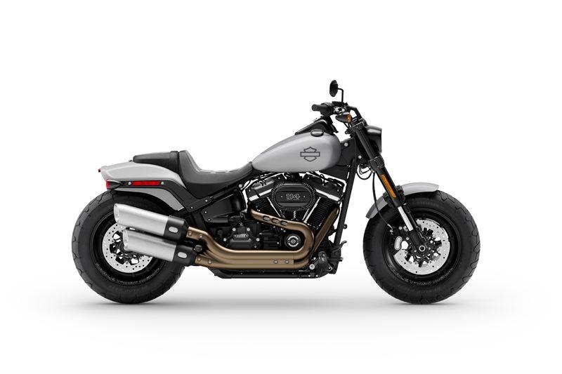 Fat Bob 114 at Gasoline Alley Harley-Davidson (Red Deer)