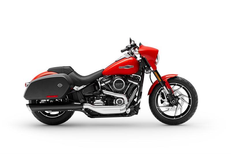 2020 Harley-Davidson Softail Sport Glide at Destination Harley-Davidson®, Tacoma, WA 98424