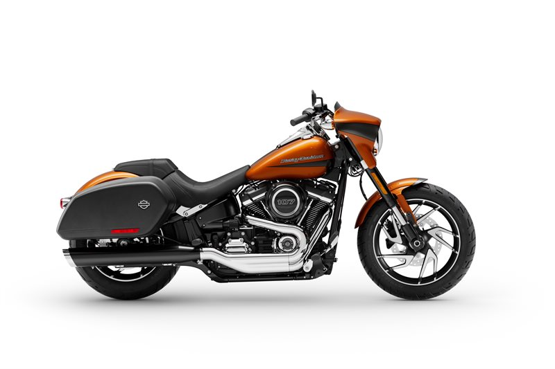 Sport Glide at Zips 45th Parallel Harley-Davidson