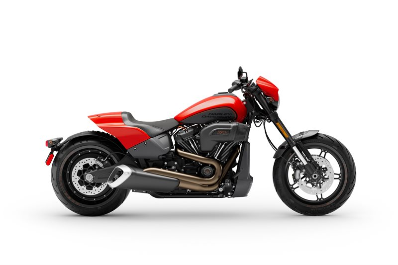 FXDR 114 at Gruene Harley-Davidson