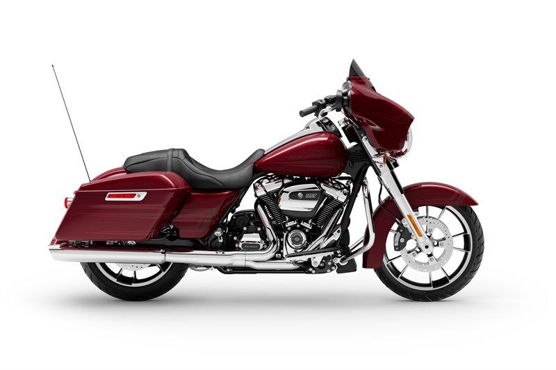 Street Glide at Mike Bruno's Northshore Harley-Davidson