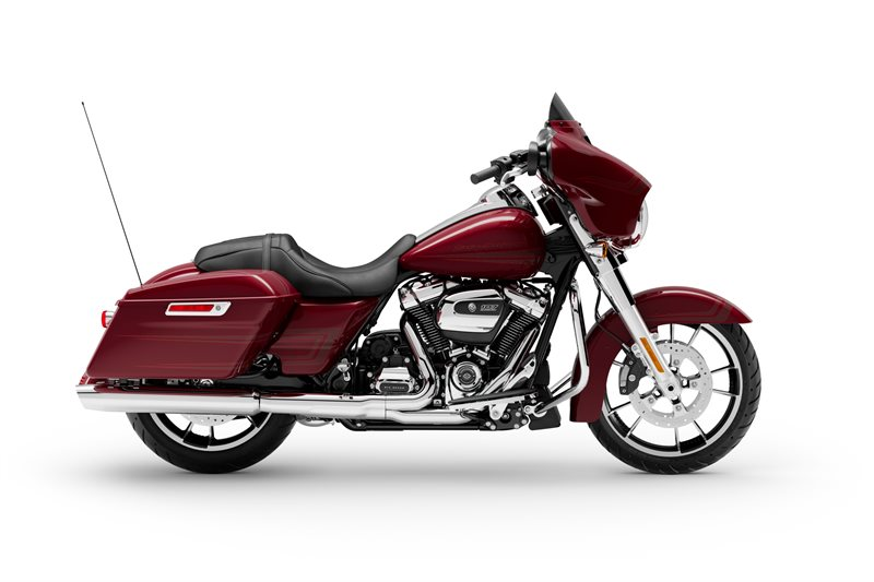 Street Glide at Thunder Harley-Davidson