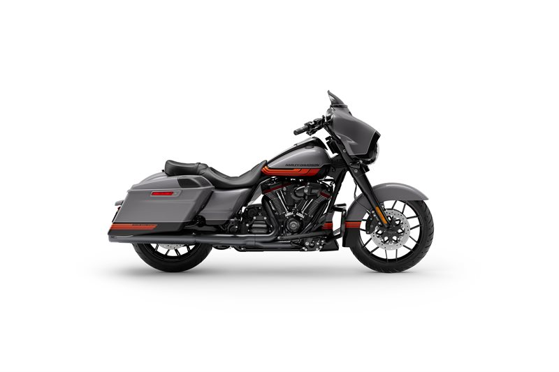 CVO Street Glide at Rooster's Harley Davidson