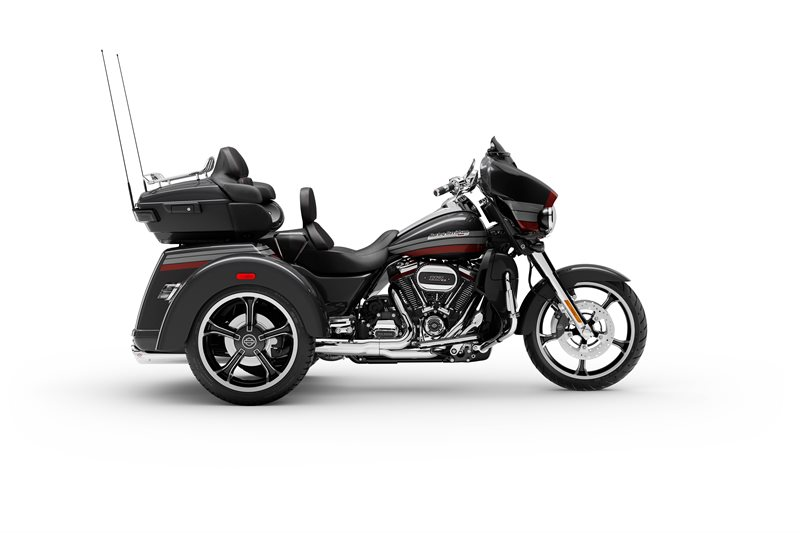 Tri Glide at Mike Bruno's Northshore Harley-Davidson