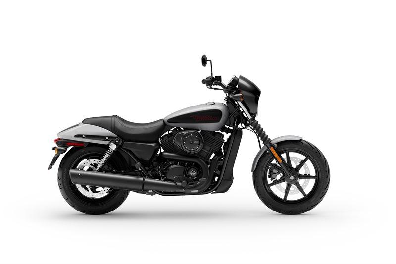 Street 500 at Gasoline Alley Harley-Davidson (Red Deer)