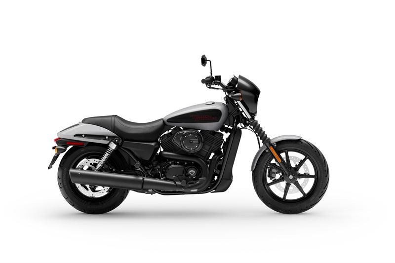 Street 500 at Great River Harley-Davidson