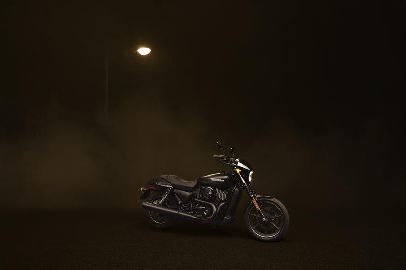 2020 Harley-Davidson Street Street 750 at Lima Harley-Davidson