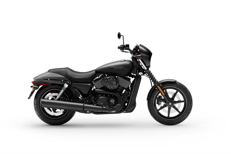 Street 750 at Thunder Harley-Davidson