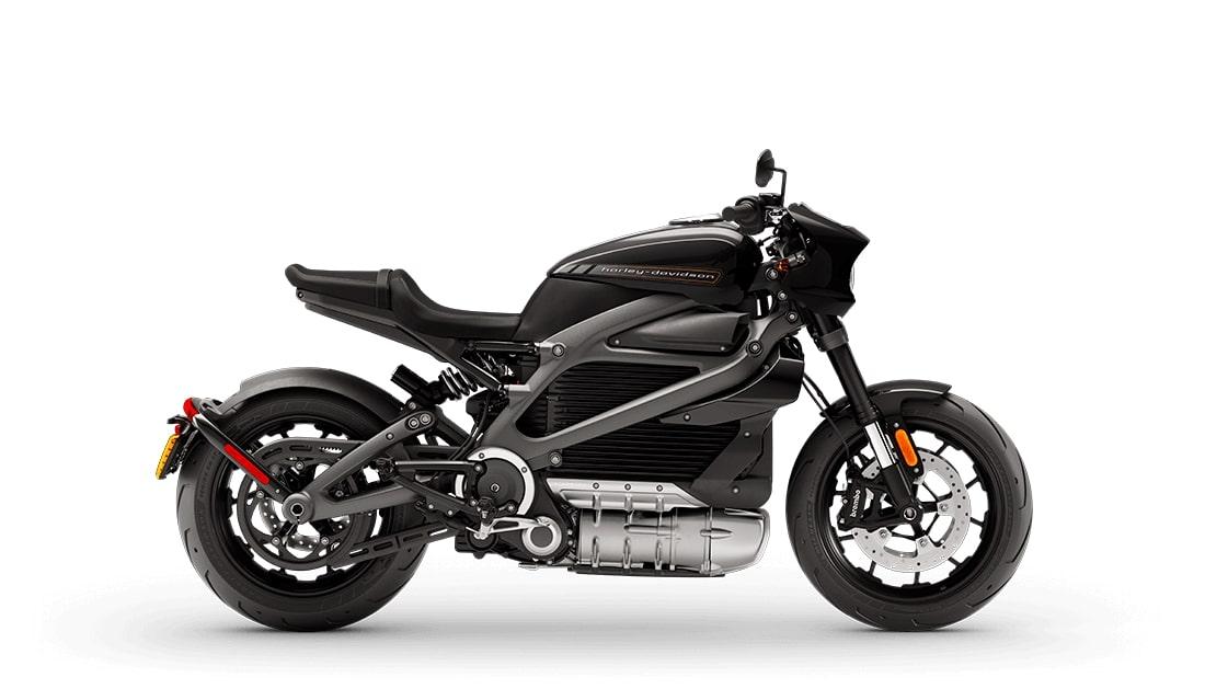 LiveWire at Gruene Harley-Davidson