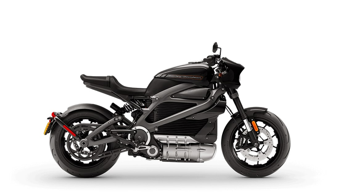 LiveWire at Rooster's Harley Davidson