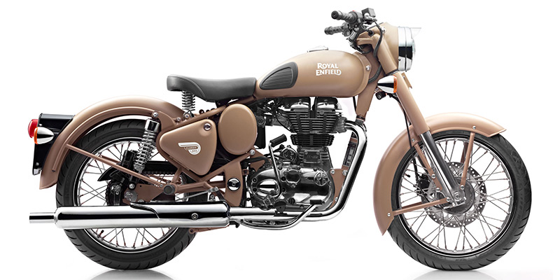 Classic Desert Storm at Indian Motorcycle of Northern Kentucky