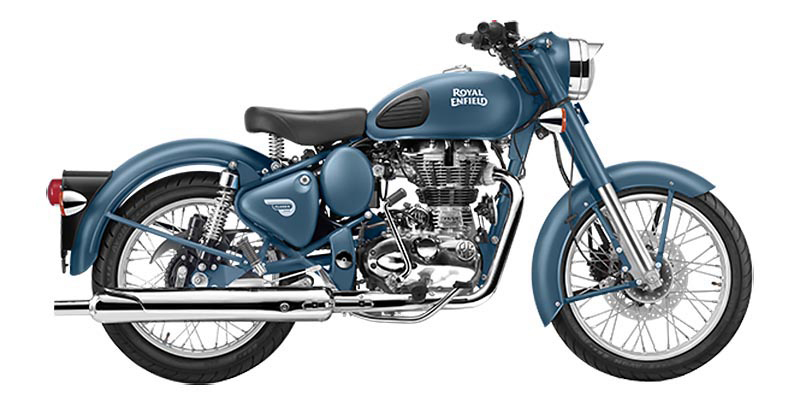 Classic Squadron Blue at Indian Motorcycle of Northern Kentucky