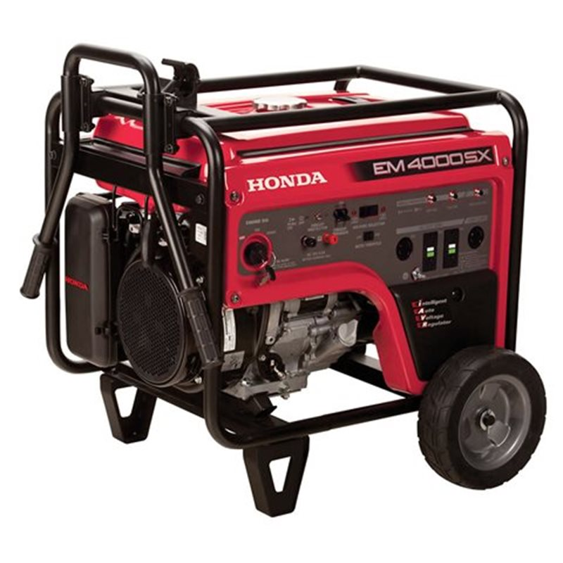 2020 Honda Power Generators EM4000S at Interstate Honda