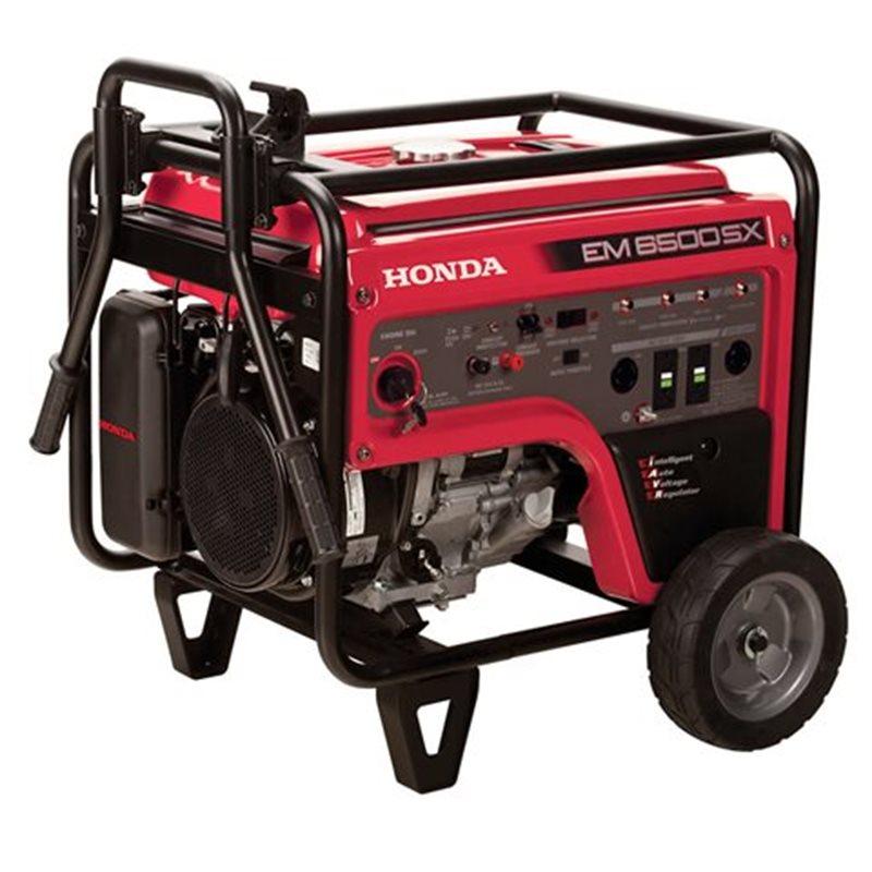 2020 Honda Power Generators EM6500S at Interstate Honda