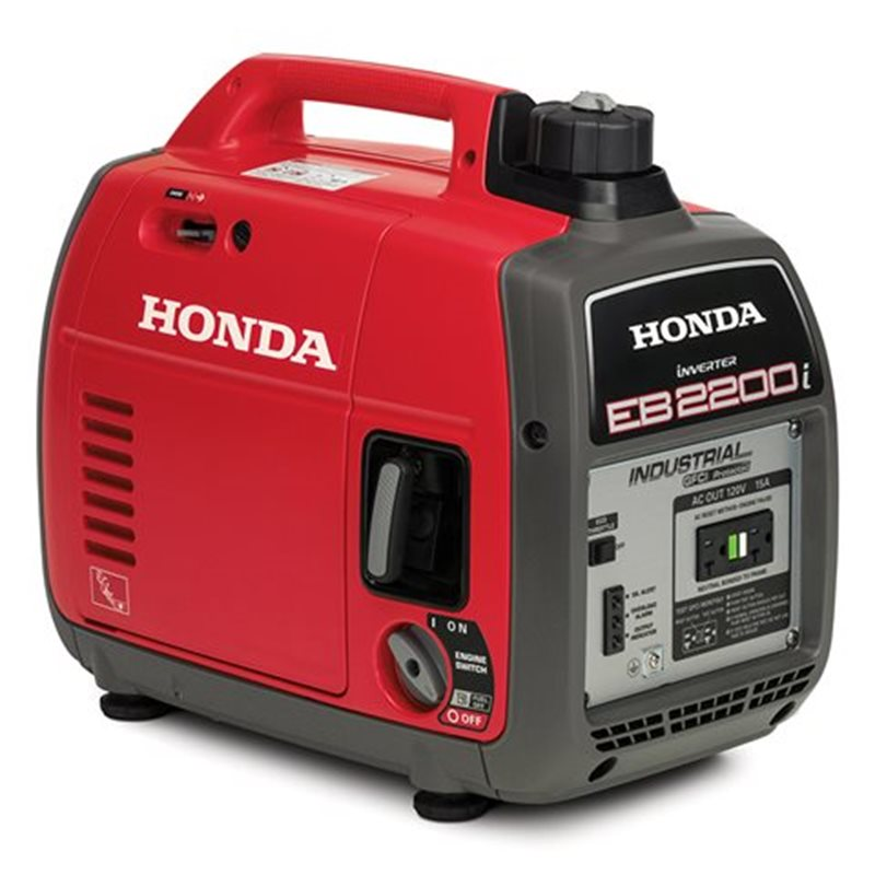 2020 Honda Power Generators EB2200i at Shawnee Honda Polaris Kawasaki