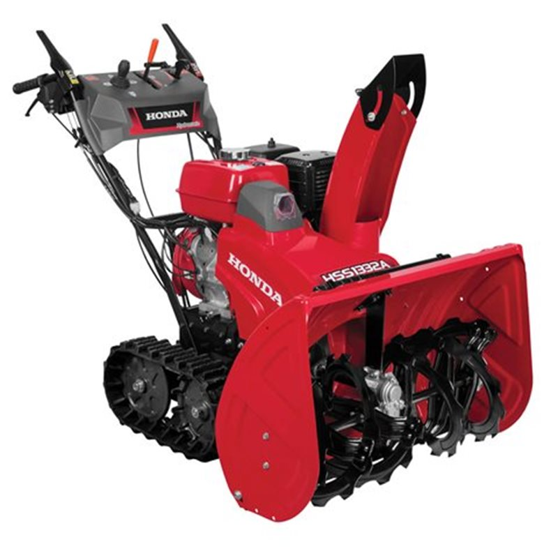 2020 Honda Power Snow Blowers HSS1332AT / HSS1332ATD at Interstate Honda