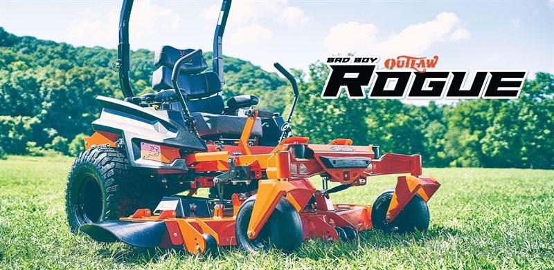 2020 Bad Boy Mowers Rogue Rogue at Harsh Outdoors, Eaton, CO 80615