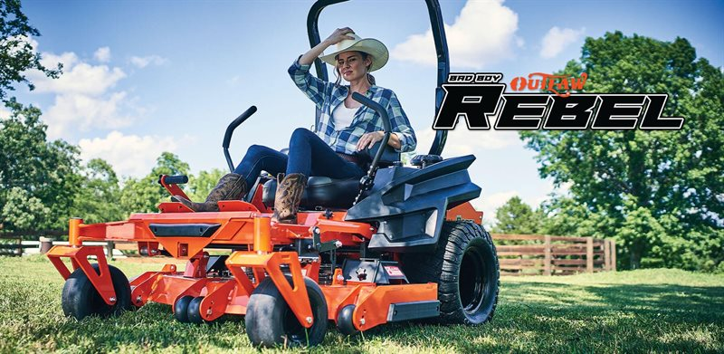 2019 Bad Boy Mowers Rebel Rebel at Harsh Outdoors, Eaton, CO 80615