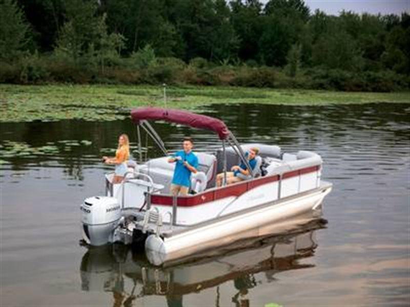 Full Front 22 Oasis Angler SHP 575 at Jacksonville Powersports, Jacksonville, FL 32225