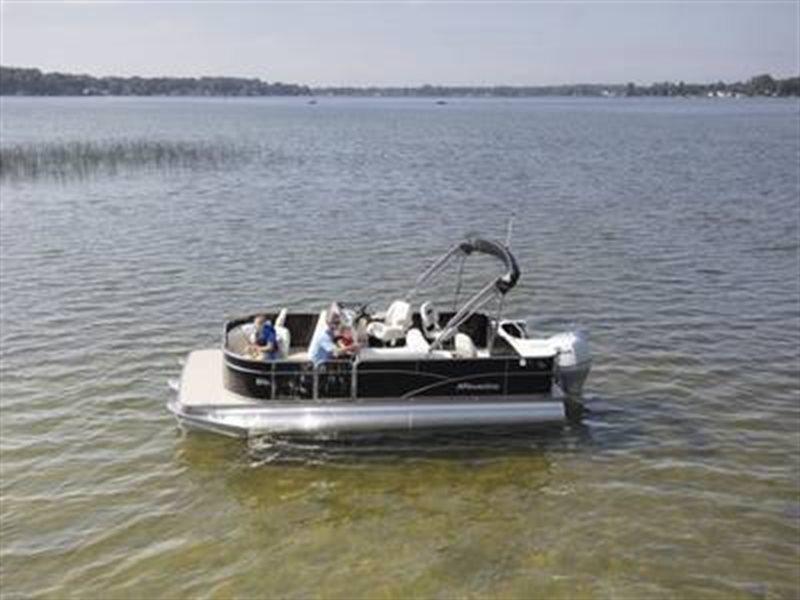20 Aurora LE Angler SHP 373 at Jacksonville Powersports, Jacksonville, FL 32225