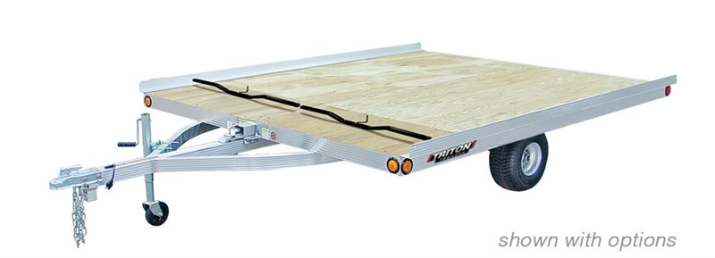 2019 Triton Trailers Trailers XT10-101 at Harsh Outdoors, Eaton, CO 80615
