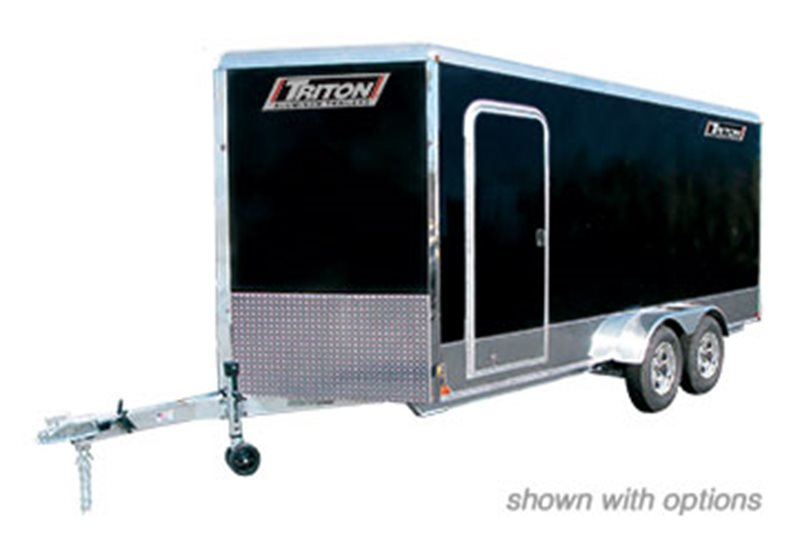 2019 Triton Trailers Trailers CT-167 at Harsh Outdoors, Eaton, CO 80615