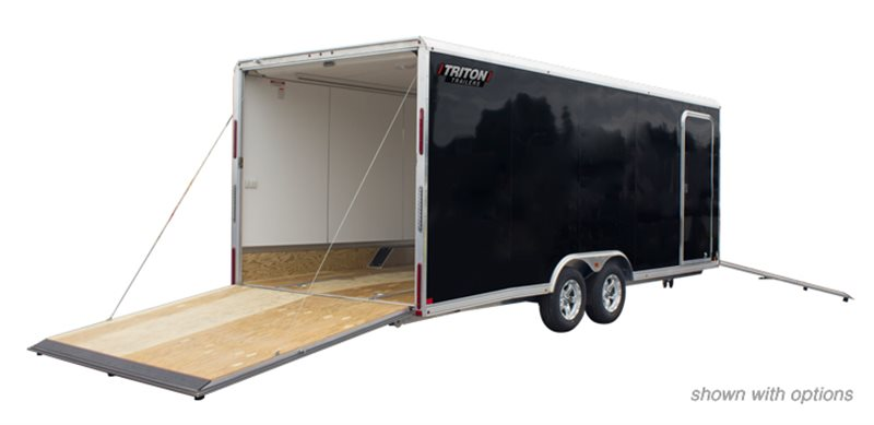 2019 Triton Trailers Trailers PR-LB20 at Harsh Outdoors, Eaton, CO 80615