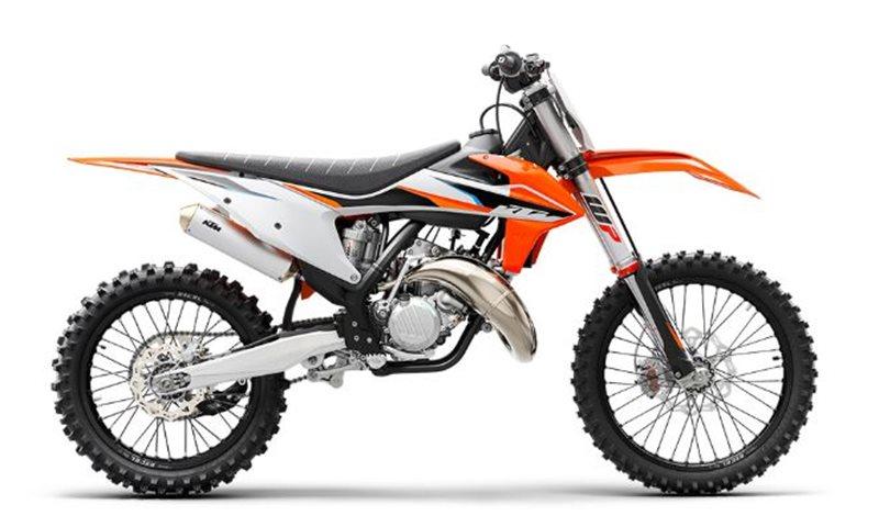125 SX at Riderz