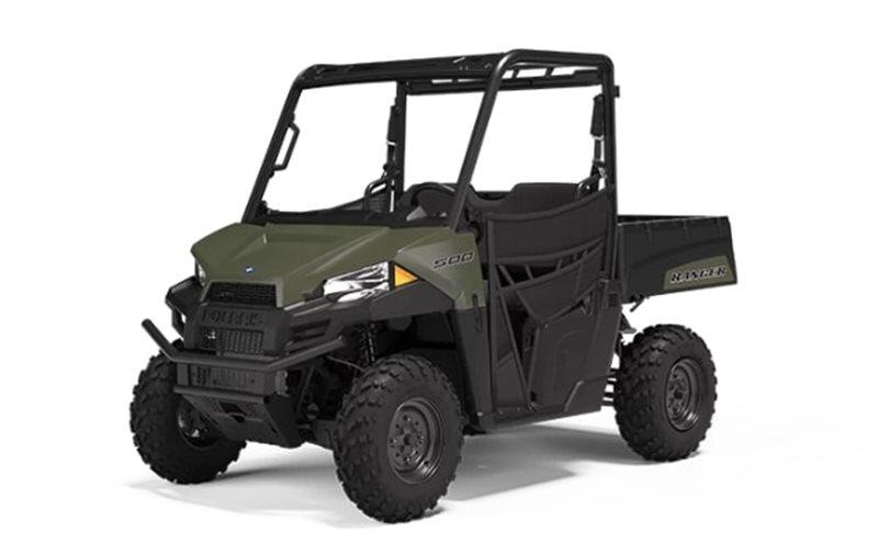 2021 Polaris Ranger Ranger 500 at DT Powersports & Marine