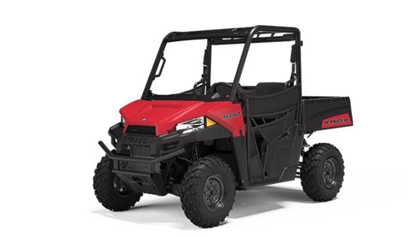 2021 Polaris Ranger Ranger 500 at Sloans Motorcycle ATV, Murfreesboro, TN, 37129