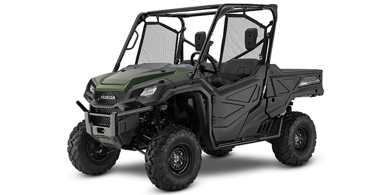Pioneer 1000 at Iron Hill Powersports