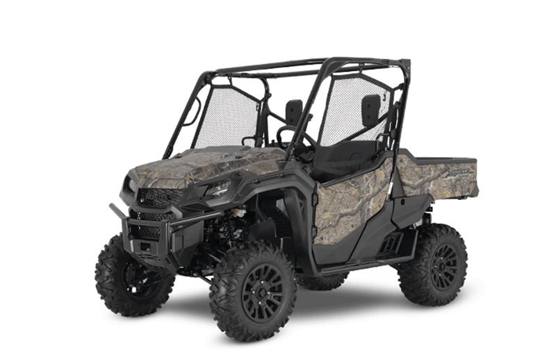 2021 Honda Pioneer 1000 Deluxe at Sun Sports Cycle & Watercraft, Inc.