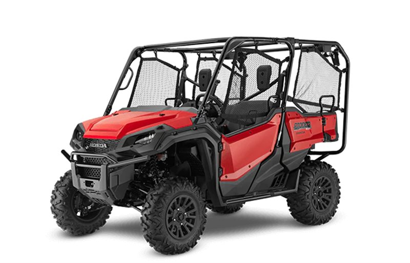 2021 Honda Pioneer 1000-5 Deluxe at Sun Sports Cycle & Watercraft, Inc.